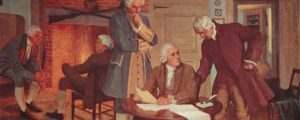 Mass Constitution Signers